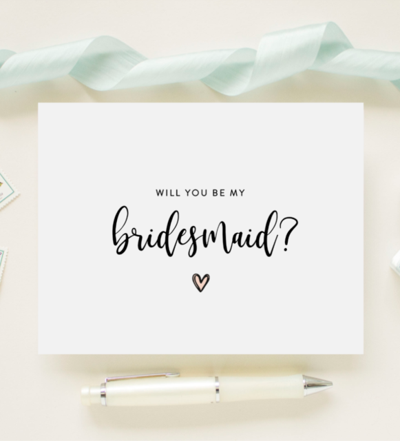 photograph regarding Printable Will You Be My Bridesmaid referred to as Custom made Colour Will Yourself Be My Bridesmaid, Maid of Honor, Matron of Honor, Flower Woman Card, Inquire Bridal Celebration, Wedding day Celebration Card Reward