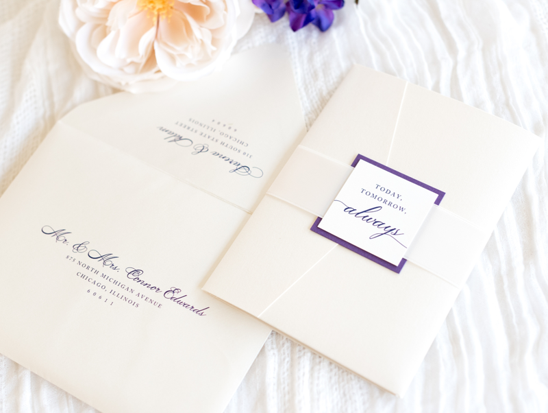 elegant-formal-pocketfold-wedding-invitation-with-satin-ribbon-belly-band-opal-champagne-shimmer-plum-and-ivory-invitation-suite_1_orig