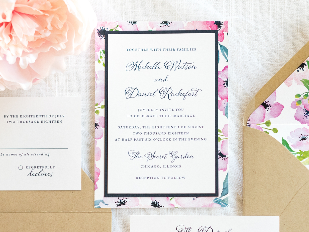 enchanted-floral-layered-wedding-invitation-in-white-navy-blue-kraft-paper-with-botanical-print-elegant-formal-garden-wedding_1_orig
