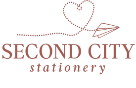 Second City Stationery  |  Beautiful Invitations and Wedding Stationery  |  Chicago, Illinois