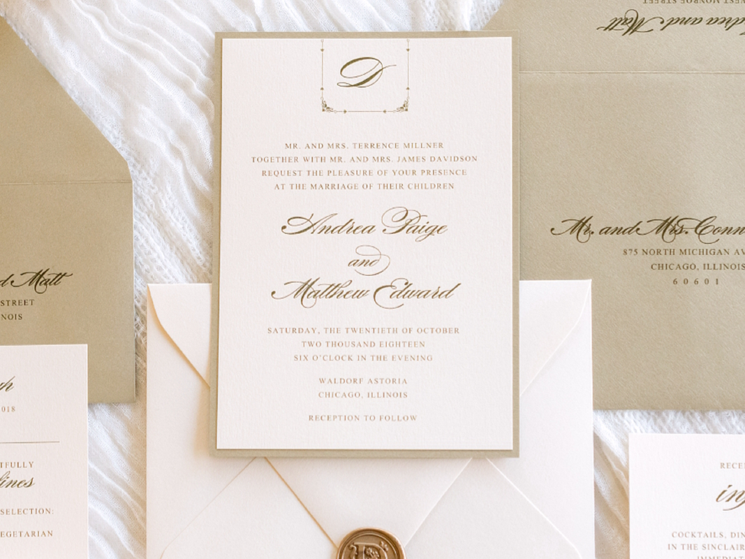 soft-blush-and-gold-shimmer-elegant formal layered luxury-wedding-invitation-with-elegant-monogram-crest-and-wax-seal_1_orig